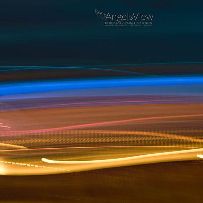 Lightpainting Angelica Lenzen
